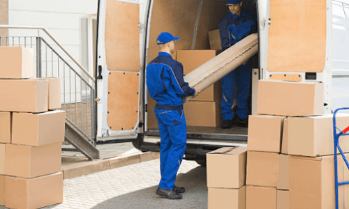 Man and Van Removals in Ickenham